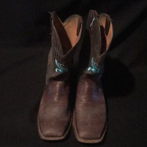 Twisted X Hooey Boots Size 12